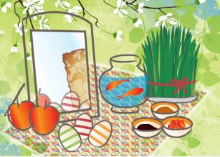 Nowruz Motion Graphic